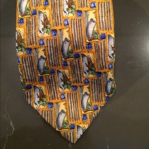 Ermenegildo Zenga necktie